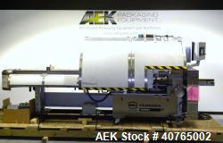 Unused- Fabrima VP-120 Semi- Automatic Continuous Motion Vertical Cartoner.