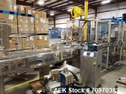 Used- Jones CMV6 Semi-Automatic Vertical Cartoner