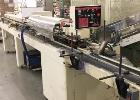 Used-Bivans Model 74G Vertuck Semi-Automatic Vertical Cartoner. Machine is capable of speeds up to 120 cartons per minute (d...