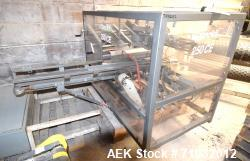 Used- Wepackit Machinery 250 CE Auto-Bottom Carton/Case Erector