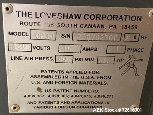 Used-Loveshaw Little David Case Erector