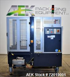 Used-Combi Packaging System CE-10 Case Erector with Bottom Case Tape Sealer. Capable of speeds up to 10 cases per minute. Ha...