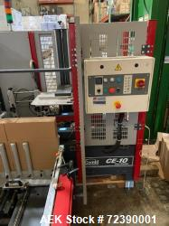 Used-Combi Model CE-10 Case Erector. Machine is capable of speeds from 500 to 700 cases per hour (about 12 cases per minute)...