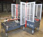 Combi Packaging System CE-10 Case Erector with Bottom Case Tape Sealer.