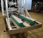 Used- Wexxar Model ABF-T Automatic Case Erector and Bottom Tape Sealer.