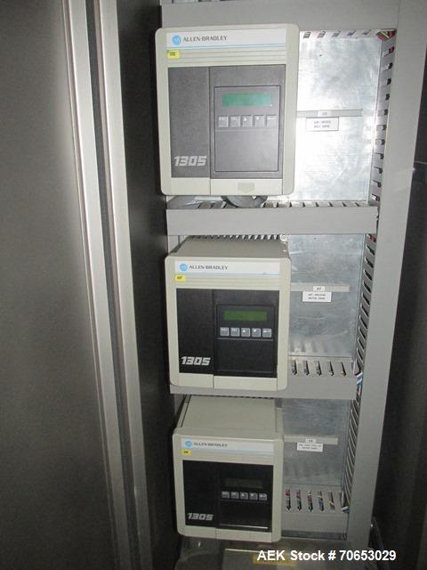 Used- IMA (BFB) Model 3728BA High Speed Carton Case Packer.
