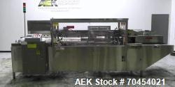 Used- ABC Model EPS Case Erector, Packer, and Sealer