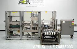 Used- Brenton Model TL-KD-CP Top Load Case Packer