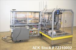 Used- Econocorp Econocaser Model 8534 Automatic Case Erector Packer and Sealer f