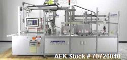 Used- Skinetta Model CaseTeq Type 145CP Case Packer.