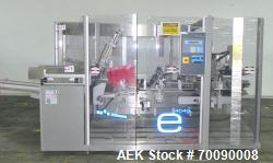 Used- Uhlmann Model E4040 Case Packer.