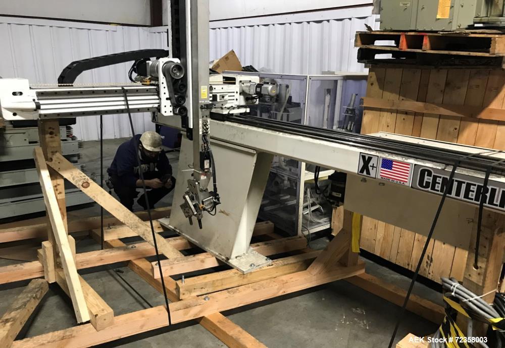 Used- Centerline Robot, Model AZ520
