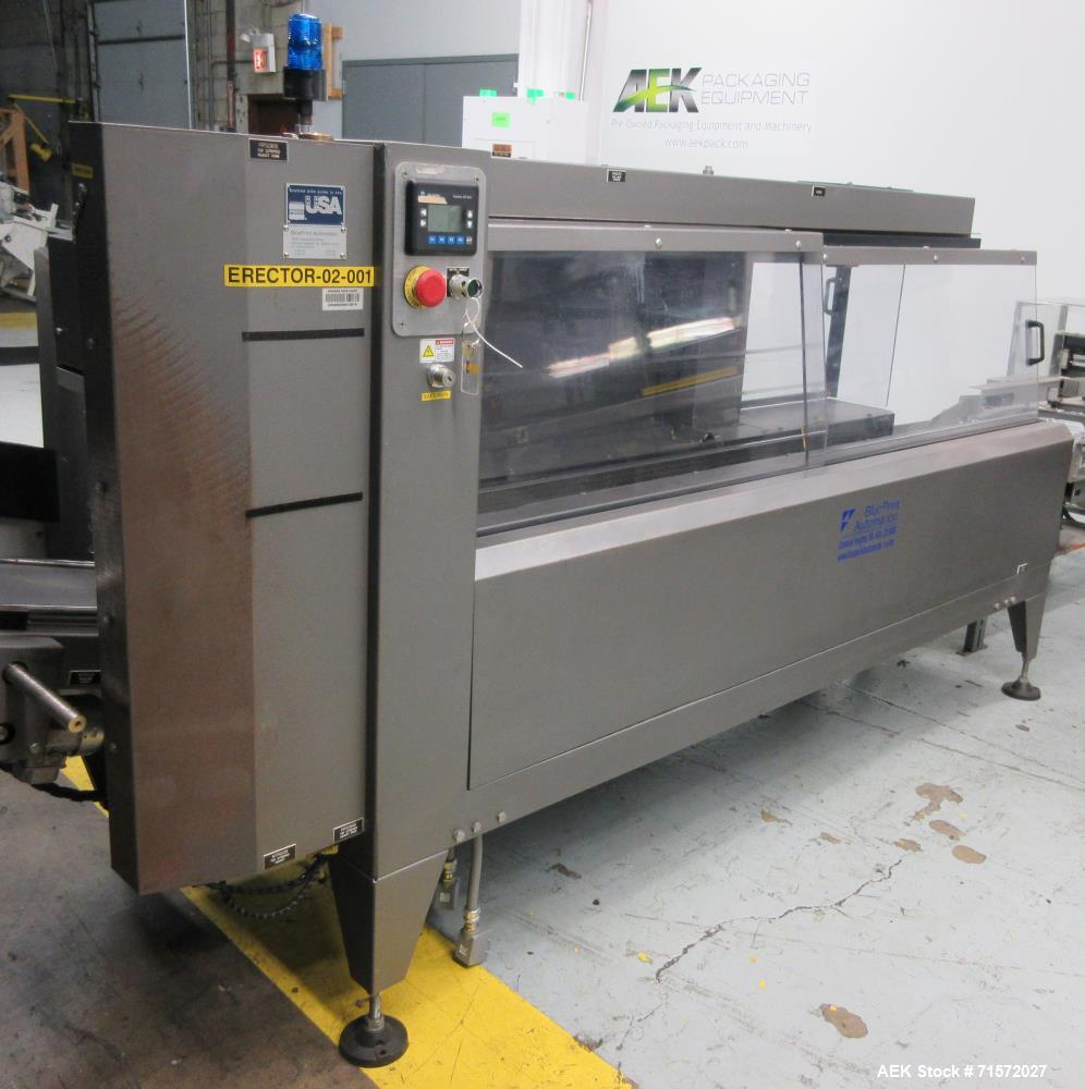 Used- BluePrint Automation Robotic Top Loader Rob
