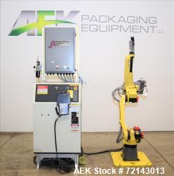 Used- Fanuc Robotic Packing System, Model M-10iA
