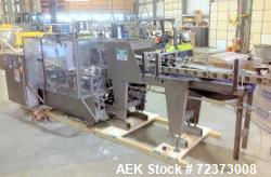 Arpac Model DPM 1000H Wraparound Case or Tray Packer. Machine is capable of speeds up to 25 cases p...