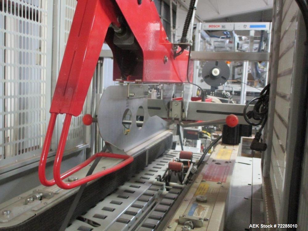 Used- 3M-Matic Adjustable Case Sealer / Taper