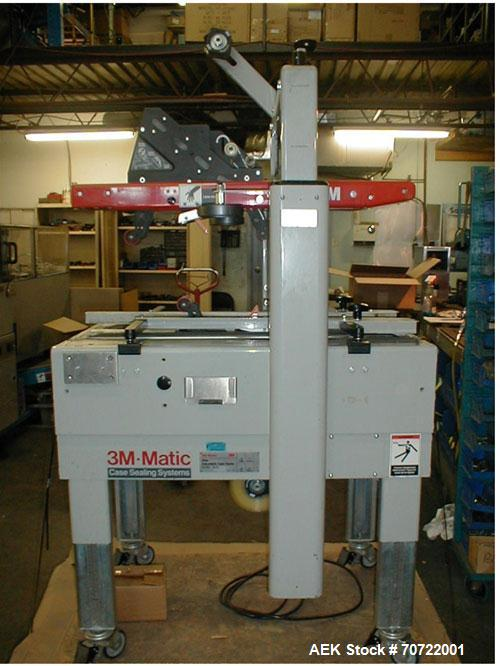 Unused-3M-Matic Case Sealing System 200a Type 190
