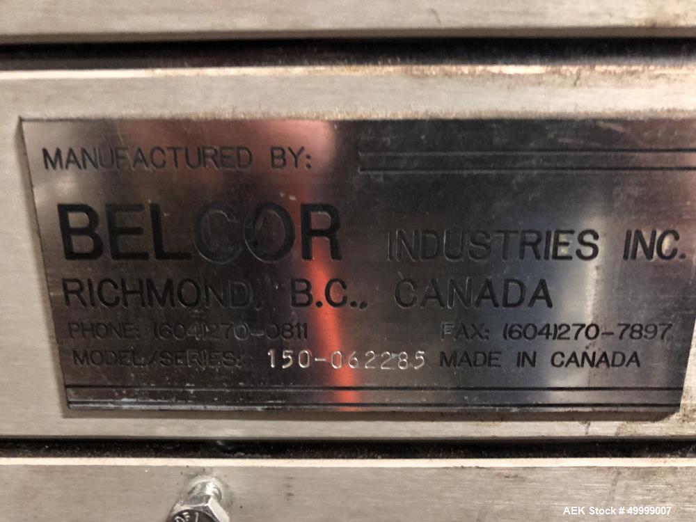 Used- Belcor Case Sealer