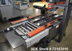 Used- 3M-Matic Model 700A Adjustable Top and Bottom Case Sealer.