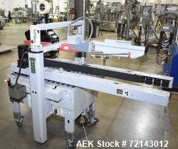 Used- 3M-Matic Automatic Top and Bottom Case Sealer, Model 800asb