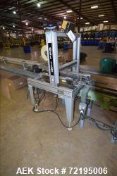 Used- Belcor Top and Bottom Case Sealer - Tape, Model BEL-150