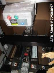 Wexxar (Belcor) top and bottom case sealer.