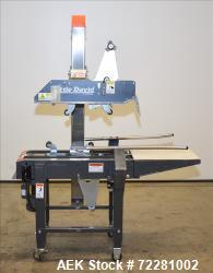 Used- Little David (Loveshaw) Model  LD-7DM Top and Bottom Case Sealer/Taper.
