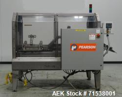 Used- Pearson Model CS40-T Case Sealer