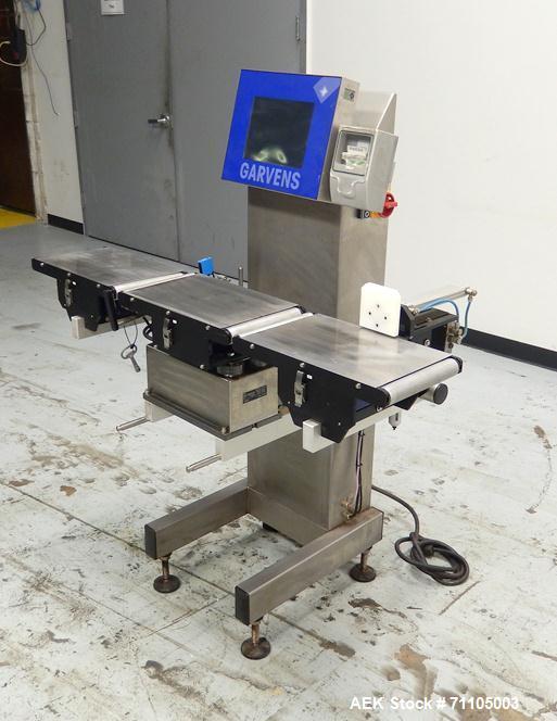 used garvens mettler toledo model s3 6000g che rh aaronequipment com