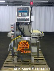 Used- Thermo Ramsey Autocheck 4000 Checkweigher
