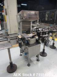 Used- Garvens Model SL3PM Belt Sytle Aerosol Can Checkweigher