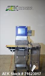 Garvens S-2 belt Checkweigher Up to 200 Grams