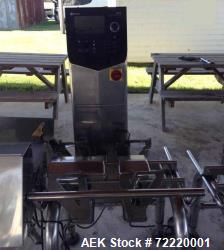 Used- Ishida Belt Checkweigher, Model DACS