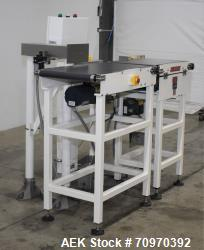 d- Mettler Toldeo Hi-Speed Checkweigher, Model CS3400CR-MM. Serial# 12185