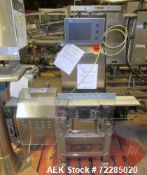 Used- OCS Systems / Wipotec HC Automatic Checkweigher