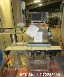 Used- OCS (Wipotec) Model HC Auctomatic Precision Checkweigher up to 750 Grams