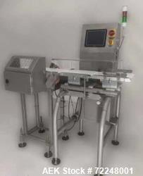 Unused - TDI Packsys Model RWG Checkweigher
