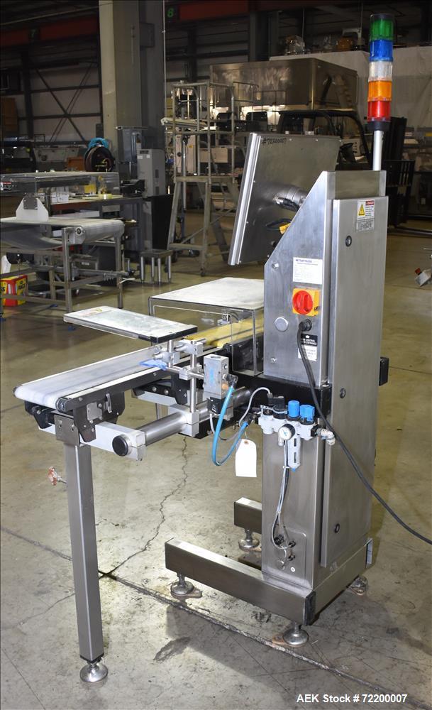 Used- Mettler Toledo Hi Speed Inc Check Weigher, Model XS2.