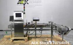 Used- Wolke M600 Case Printer with Bar Code Scanner