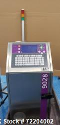 Used- Markem Coder, Model 9028.