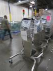 Used-Video jet Model 1510 ink jet coder. ed Video jet Ink Jet Coder with:Capability:Lines of print: 1 - 510 Characters per i...