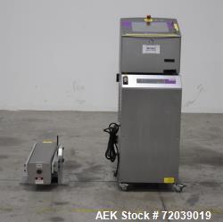 Markem-Imaje Laser Coder, Type 7031. Production line speed maximum 300m/min. Marking speed maximum ...