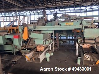 Used- Onion Packing Line.