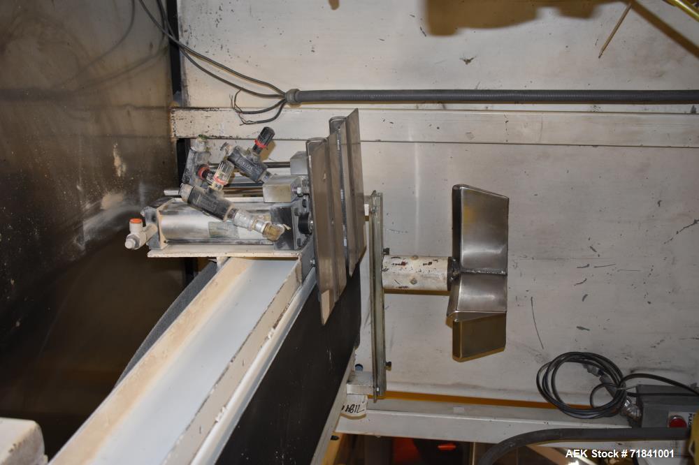 Used- Slidell-Matic Automatic Bulk Bag Hanger and Filler, Model 3120-1425.