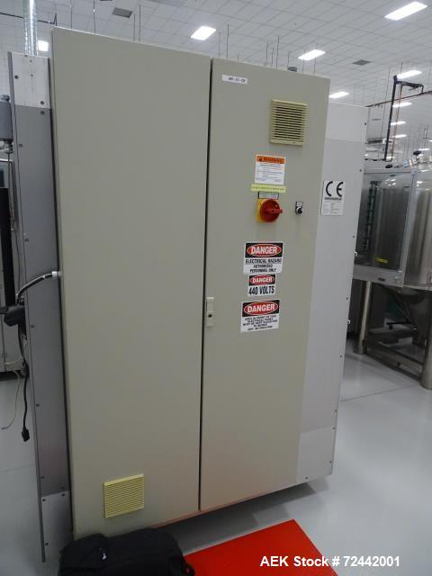 Used-Complete Weckerle Model W240CL Lipstick Filling and Cartoning Line