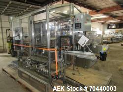 Used- Inline Packaging Systems Model OF-8 XP Explosion Proof Class 1 Division 1