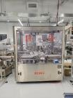 Used-Kapsall, Filzall and Capmatic complete liquid filling line last running tincture bottles. Line consists of a Kapsall mo...