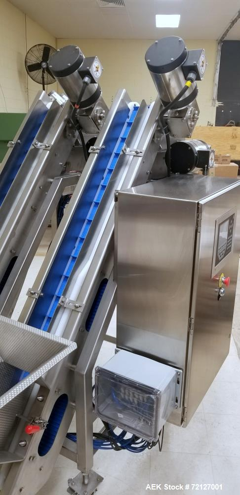 Unused- Koald Design Automated Tray Handling and Food Product Portioning System