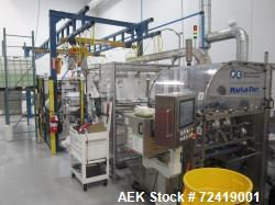Used- Paper Converting Machine Company Alcohol Wet Wipes Converting and Wrapping