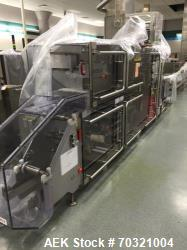 Bosch Blister Machine, Model TLT 1400 S. Unit can produce speeds up to 300 blisters per minute. Bli...